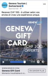 Geneva Gift Card